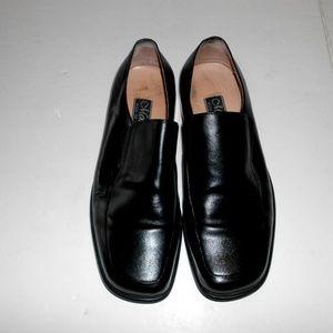 Black Mention shoes Mode De Italia size 10   Dress